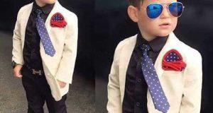استایل و تیپ پسر بچه های خوشتیپ و خوش لباس برای مهمانی
