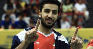 بیوگرافی و عکس های مسعود غلامی بازیکن والیبال