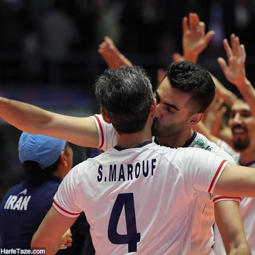 Volleyball Nations LeagueFinal 1 - جدول بازیهای مرحله نهایی لیگ ملت های والیبال 2019 + جدول نتایج نهایی