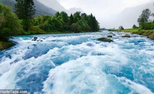 تعبیر خواب رودخانه