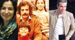 بیوگرافی و عکس های جمشید عظیمی نژاد پدر آریا عظیمی نژاد