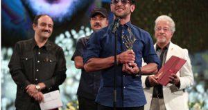 عکس های بازیگران و چهره ها در جشن حافظ ۹۸ + برندگان و جوایز