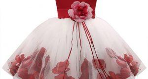 مدل لباس مجلسی و پیراهن پرنسسی بچه گانه ۲۰۲۰