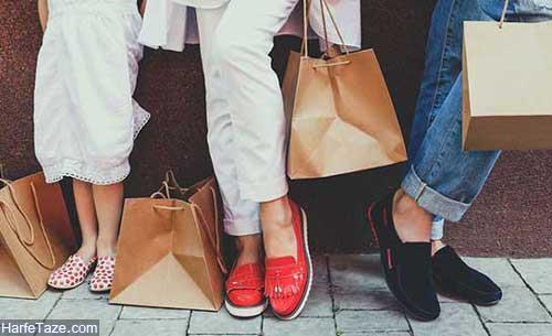 راهنمای ست کردن کفش با لباس