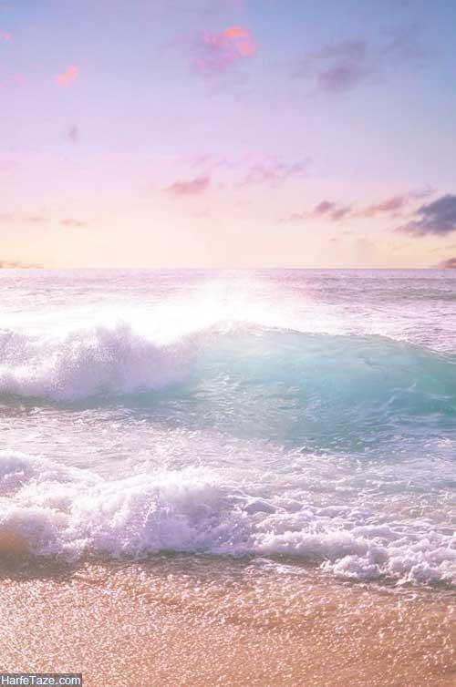 استوری دریا
