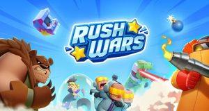 دانلود آسان بازی Rush Wars برای اندروید و روش بازی و مراحل