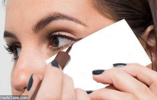 انواع خط چشم