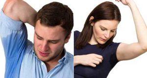 مواد طبیعی برای از بین بردن بوی عرق بدن | روش های خانگی درمان بوی بد بدن