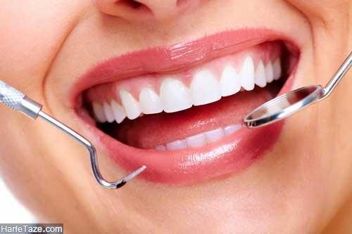 انتخاب دندان پزشک