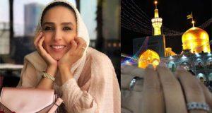 سوگل طهماسبی ازدواج کرد + عکس های مراسم عقد و همسر سوگل طهماسبی