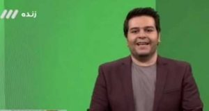 فیلم صحبت های مجری برنامه صبحگاهی شبکه سه در مورد لوگوی استقلال