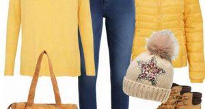 ست لباس پاییزی و زمستانی با جدیدترین مدلهای کاپشن زنانه و دخترانه