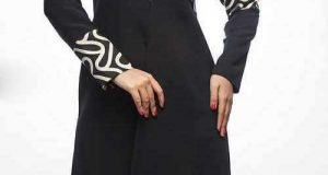 مدلهای شیک و جدید مانتو مشکی محرم ۹۸ | ژورنال مانتوی محرمی