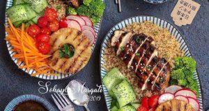 طرز تهیه مرغ تری یاکی ؛ آموزش غذای خوشمزه و پرطرفدار ژاپنی