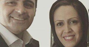 بیوگرافی و عکس های رضا مولایی و همسرش شیوا اردویی
