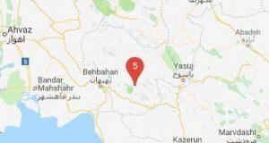 اخبار زلزله چرام و دوگنبدان کهگیلویه و بویراحمد دوشنبه ۱۴ مرداد ۹۸