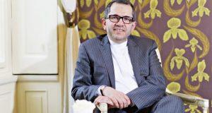 بیوگرافی و عکس های مجید تخت روانچی نماینده ایران در سازمان ملل متحد + بیماری سرطان