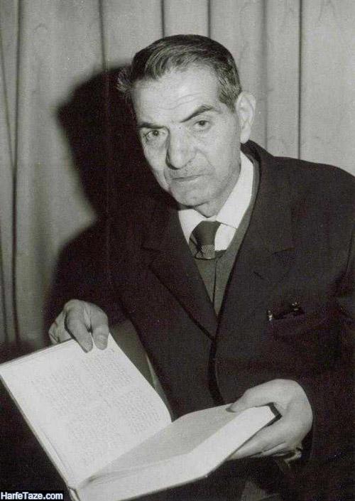 محمدحسین شهریار