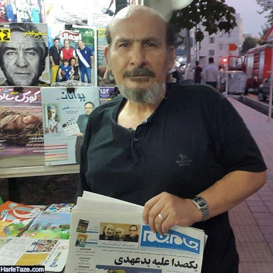 محمدرضا داوودنژاد