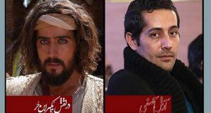 بیوگرافی و عکس های آرش آصفی بازیگر