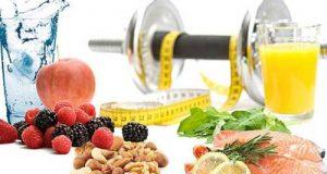لیستی از بهترین غذاهای بعد از ورزش و میزان و زمان مصرف غذاها