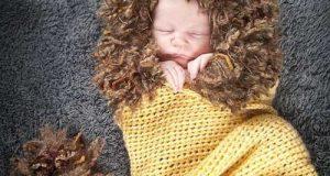 مدل های متنوع و جالب قنداق فرنگی بافتنی برای نوزادان دختر و پسر