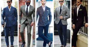 راهنمای پوشیدن کفش مناسب با هر رنگ کت و شلوار برای مردان شیکپوش