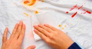 روش های اصولی و سریع پاک کردن لکه مداد شمعی و ماژیک از لباس
