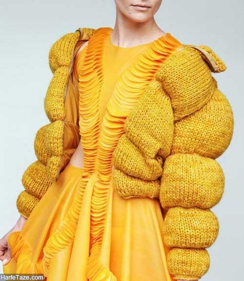 لباس بافتنی