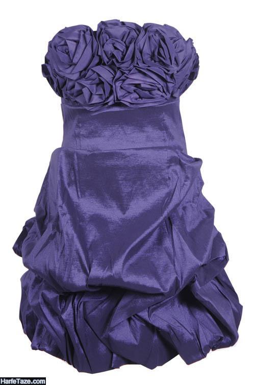 لباس دکلته