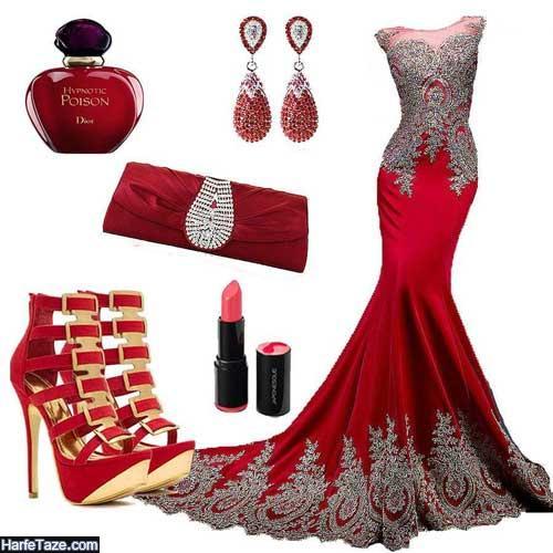 لباس مجلسی عروسی