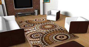 مدل های جدید روفرشی طرح فرش کشدار ابریشمی و مخمل