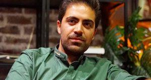 بیوگرافی و عکس های محمد امین بازیگر نقش افشین در سریال کرگدن