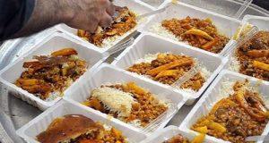 میزان مواد لازم غذای نذری برای ۱۰۰ نفر | شله زرد و حلوای نذری