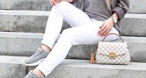 راهنمای ست کردن شلوار با کفش زنانه | ست کردن رنگ شلوار با کفش