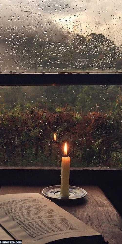 استوری باران
