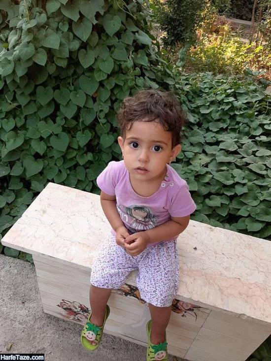 زهرا حسینی دختر مفقود