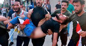 آخرین اخبار تظاهرات نجف عراق و وضعیت مرزها برای تردد زائران
