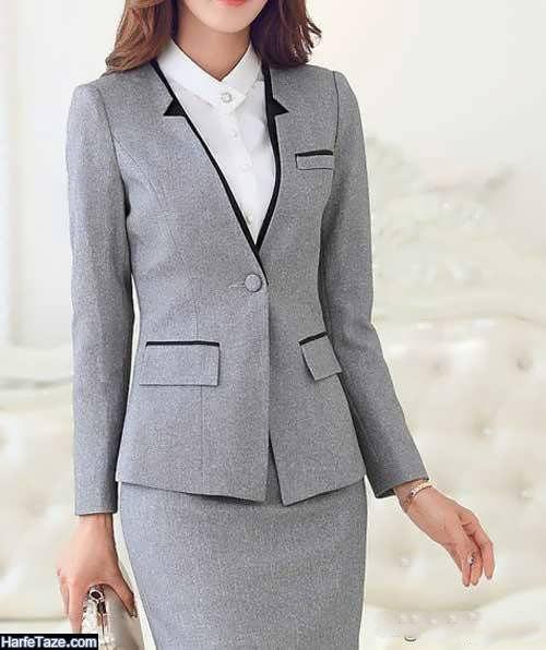 مدل یقه زنانه | مدلهای شیک یقه لباس زنانه مجلسی و کت و شومیز و پالتو و مانتو و تونیک