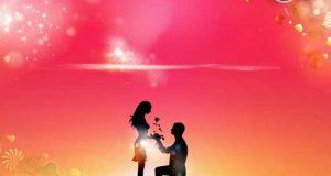 عکس گرافیکی عاشقانه ویژه شبکه های اجتماعی و پروفایل | متن عاشقانه
