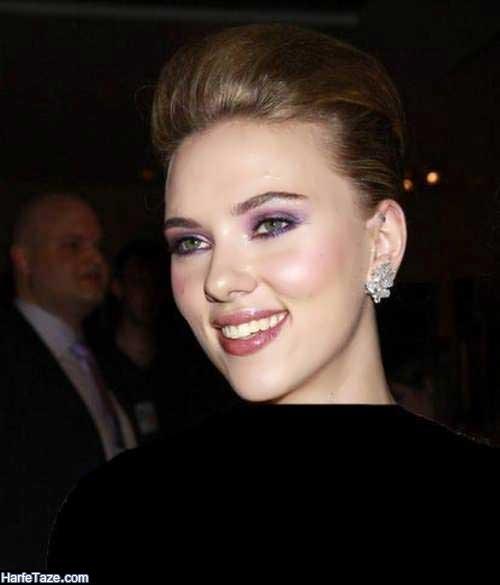 آرایش با لباس مشکی