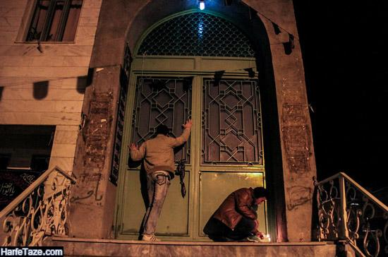 دق الباب مساجد