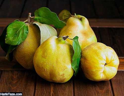 خواص میوه به