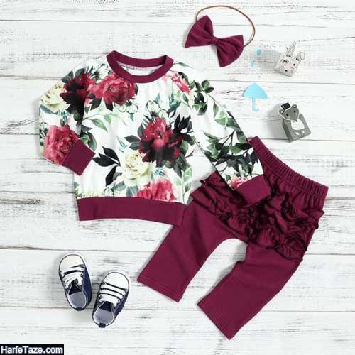 لباس راحتی پاییزه