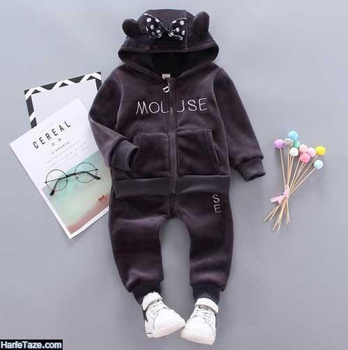 لباس زمستانی نوزادی