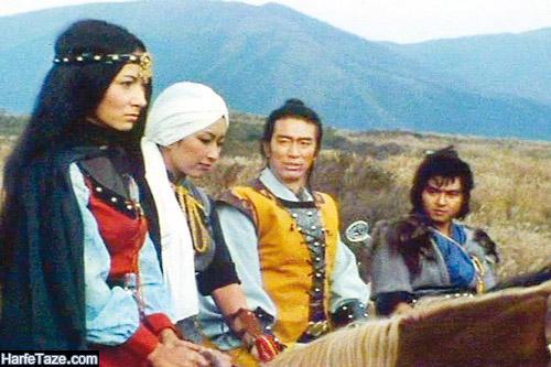 سریال جنگجویان کوهستان