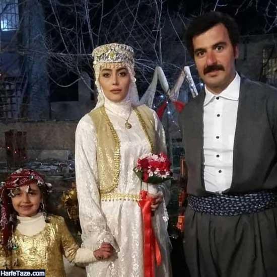 اسامی بازیگران سریال نون خ 2