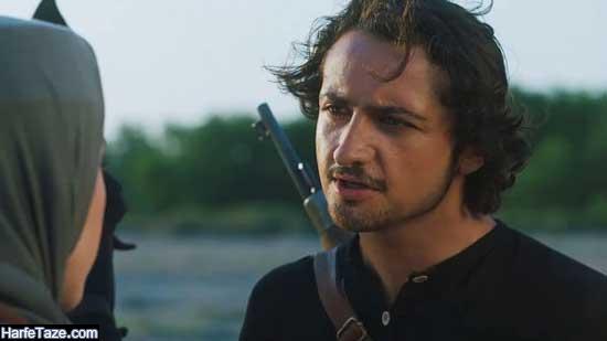 احمد در سریال گیله وا