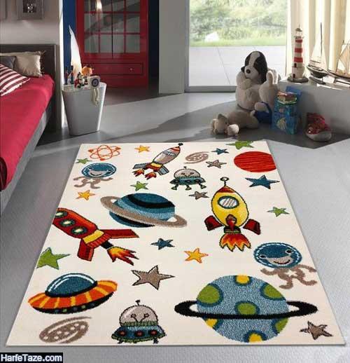 فرش کودک