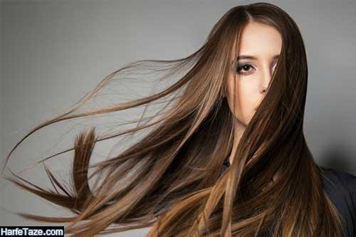 حالت دادن مو
